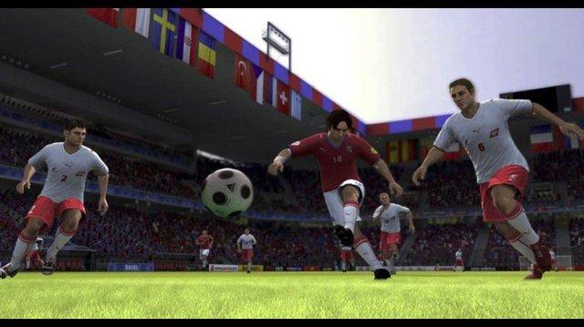 UEFA EURO 2008 screenshot