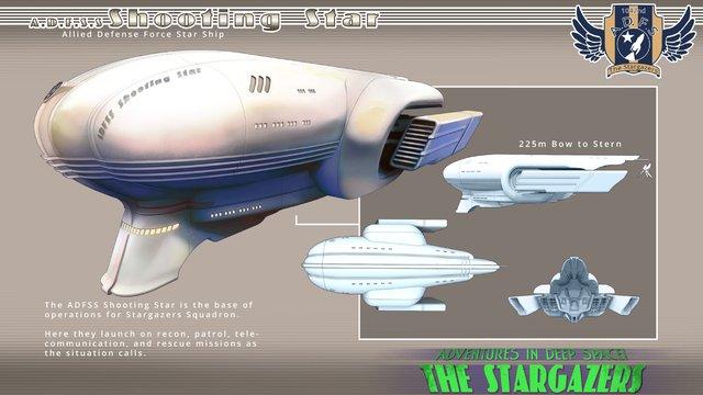 The Stargazers screenshot