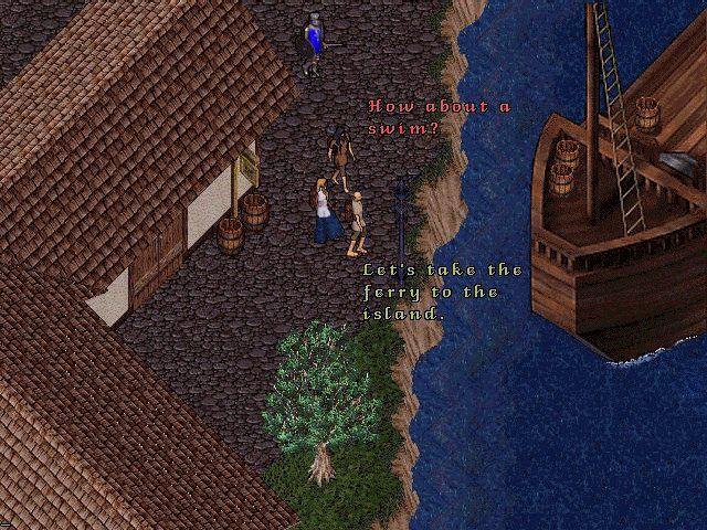 Ultima Online screenshot