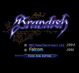 Brandish screenshot