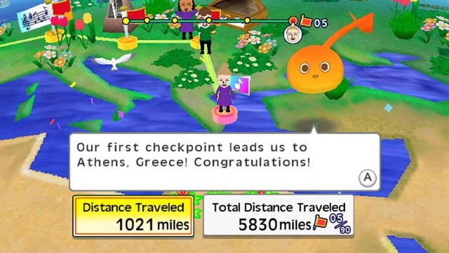 ExerBeat screenshot