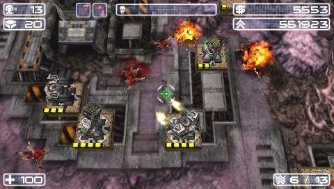 Savage Moon screenshot