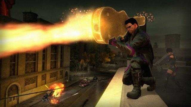 Saints Row IV - Reverse Cosplay Pack screenshot