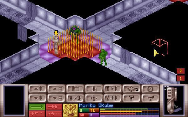 X-COM: UFO Defense screenshot