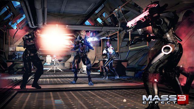 Mass Effect 3: Omega screenshot