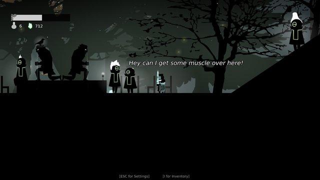 Never Ending Night screenshot