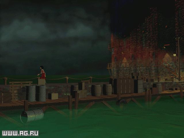 The City of Lost Children screenshot