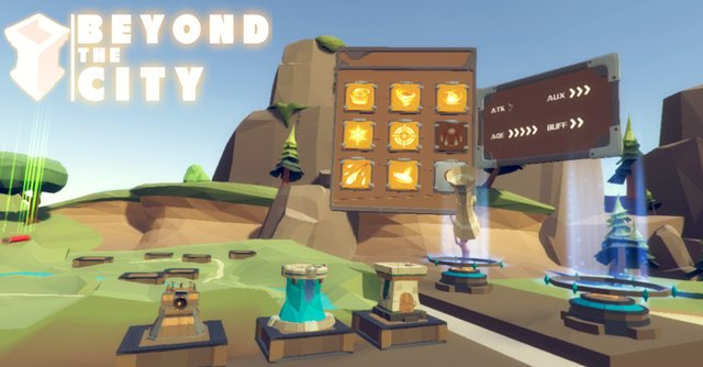 Beyond the City VR screenshot