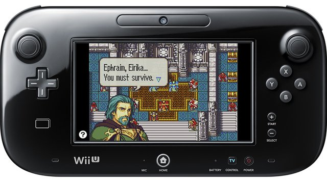 Fire Emblem: The Sacred Stones screenshot
