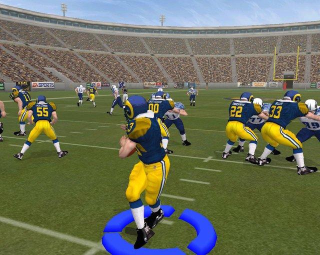 Madden NFL 2001 screenshot
