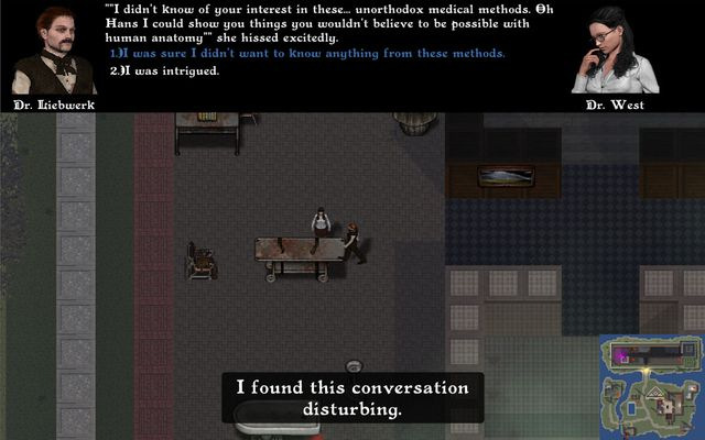 Arkham Nightmares screenshot