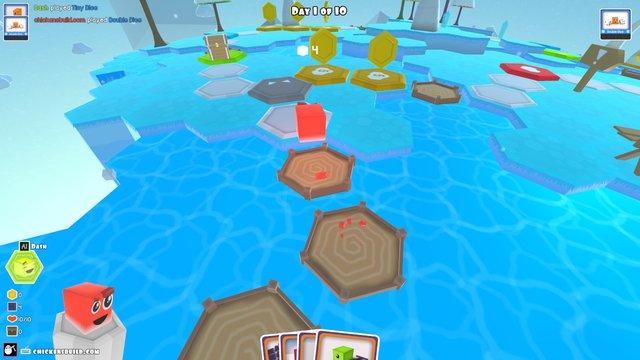 Cards of Chaos screenshot