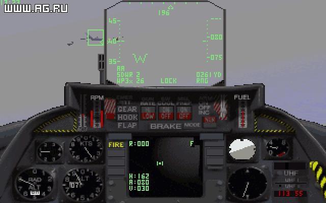 C.A.P. screenshot