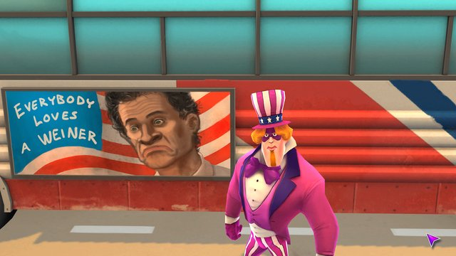 Supreme League of Patriots screenshot