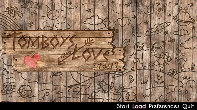 Tomboys Need Love Too! screenshot