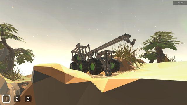 Rover Builder screenshot