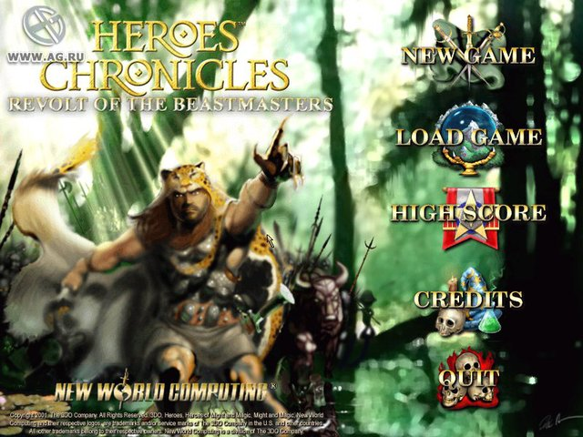 Heroes Chronicles: The Final Chapters screenshot