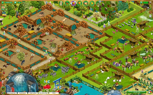 My Free Zoo screenshot