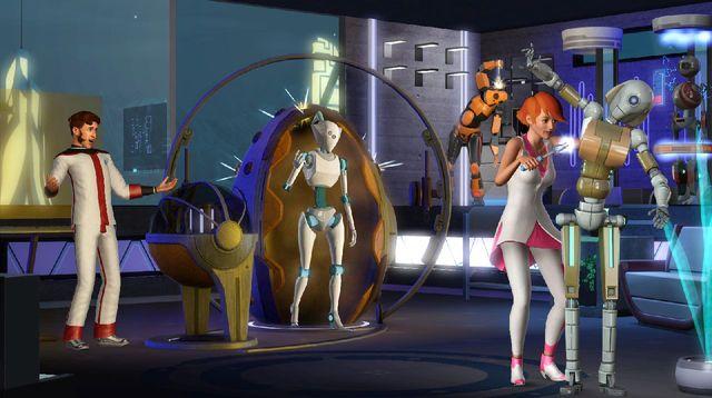 Sims 3: Вперед в будущее screenshot