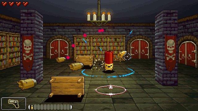 Enter the Gungeon: House of the Gundead screenshot