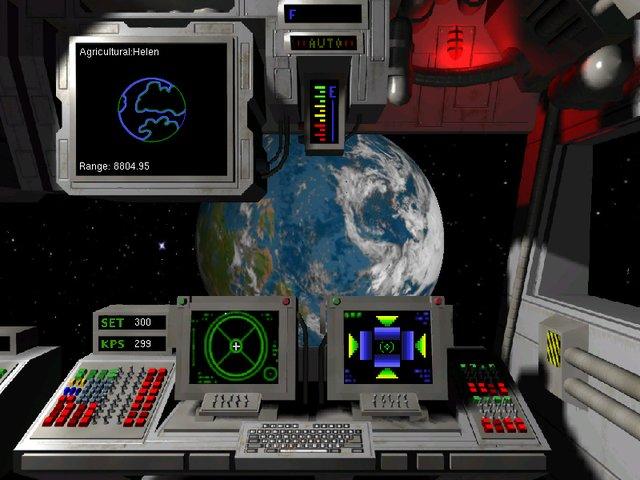 Wing Commander: Privateer Gemini Gold screenshot
