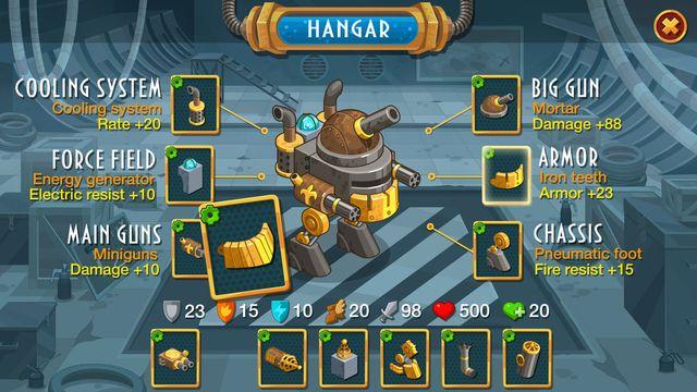 Steampunk Syndicate screenshot