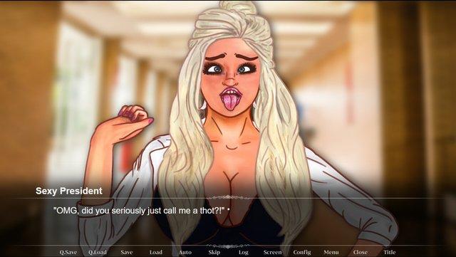 Sexy President screenshot