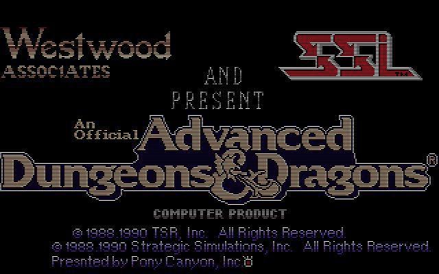Hillsfar (1993) screenshot