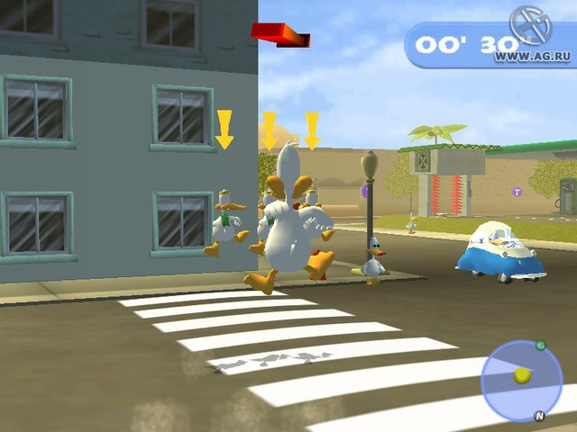 Sitting Ducks. Утиная история screenshot