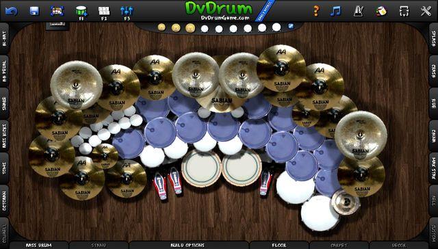 DvDrum, Ultimate Drum Simulator! screenshot