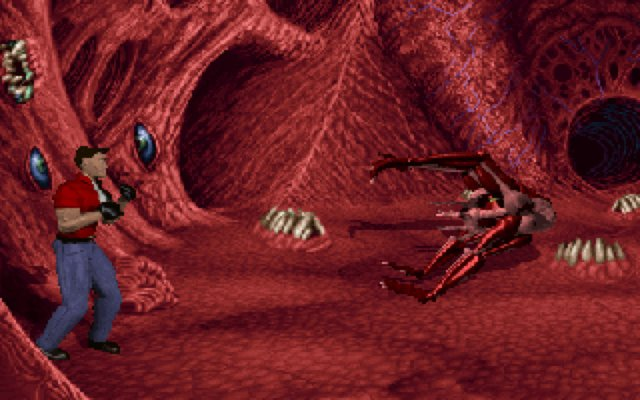 Xenophage: Alien Bloodsport screenshot