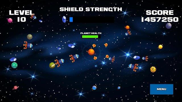 Solar Battle Glargaz screenshot