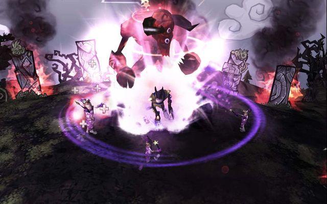 DeathSpank: Thongs Of Virtue screenshot