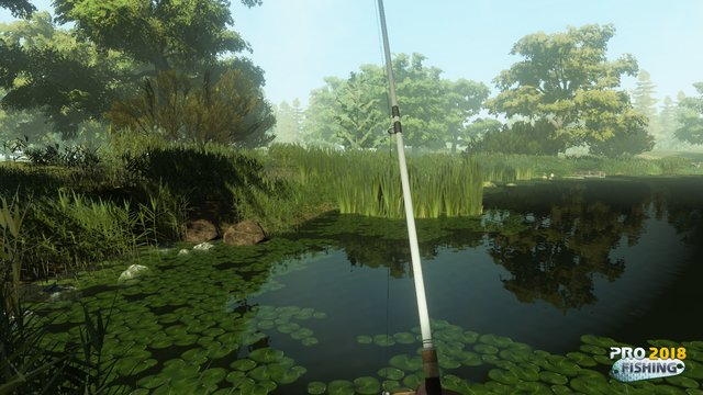 PRO FISHING 2018 screenshot