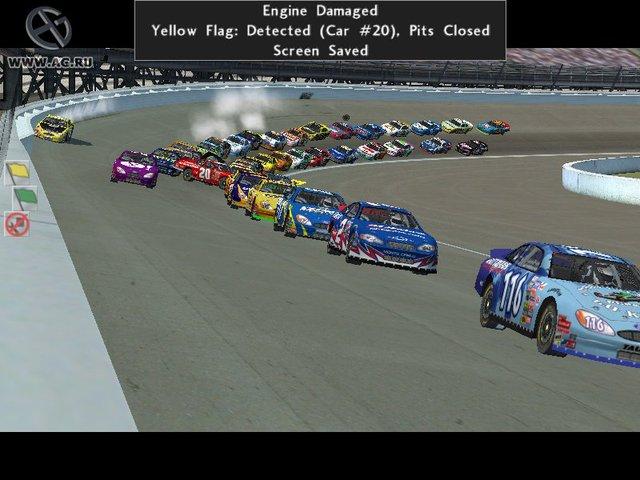 NASCAR SimRacing screenshot
