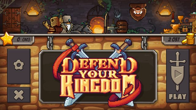 Defend Your Kingdom screenshot