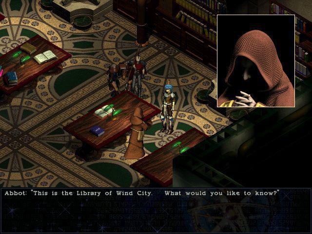 Septerra Core: Legacy of the Creator screenshot