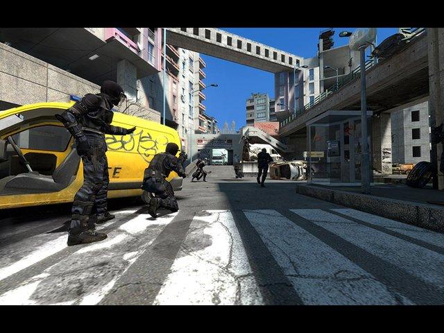 The Crossing screenshot