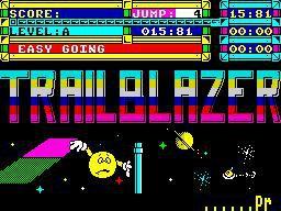 Trailblazer (2005) screenshot