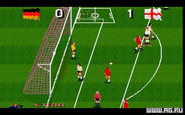Soccer Superstars screenshot