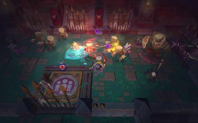 Spiral Knights screenshot