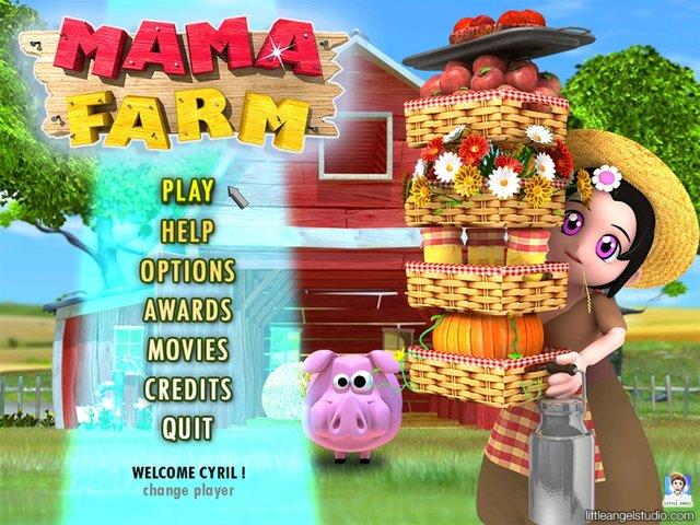 Mama Farm screenshot