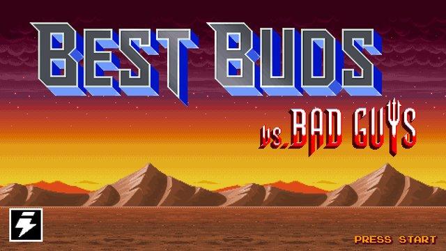Best Buds vs Bad Guys screenshot