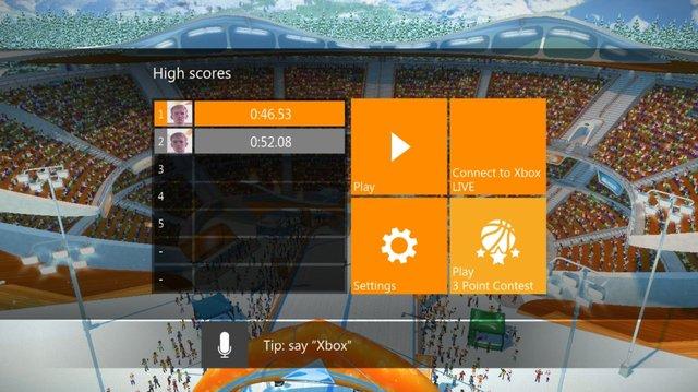 Ski Race screenshot