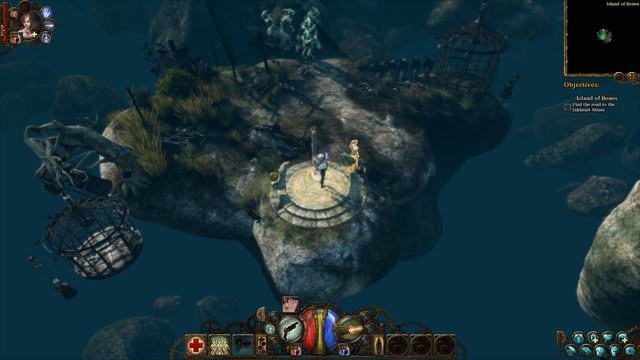 Van Helsing II: Ink Hunt screenshot