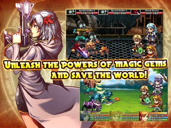 Dawn of Magic screenshot