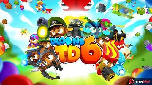 Bloons TD 6 screenshot