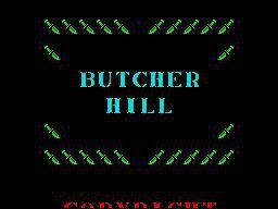 Butcher Hill screenshot