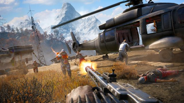 Far Cry 4: Escape from Durgesh Prison screenshot