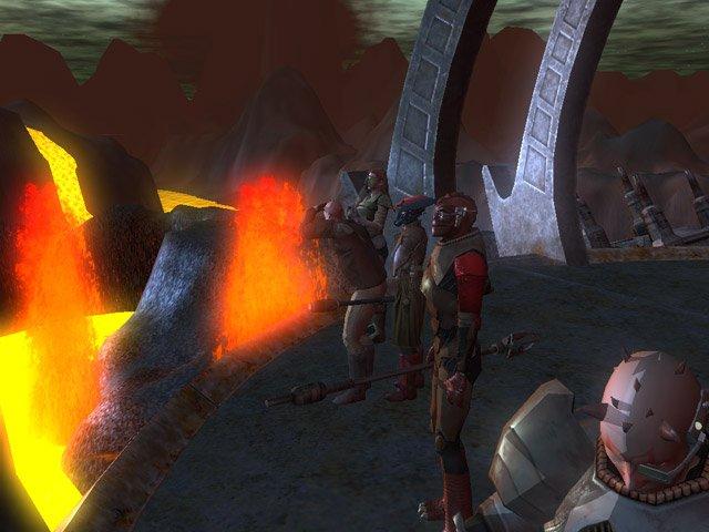 Star Wars Galaxies: Trials of Obi-Wan screenshot